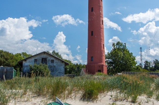 Akmeņrags lighthouse