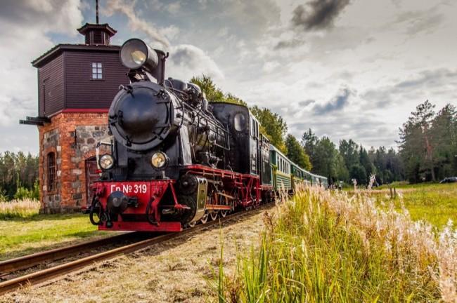 Gulbene-Alūksne-Eisenbahn