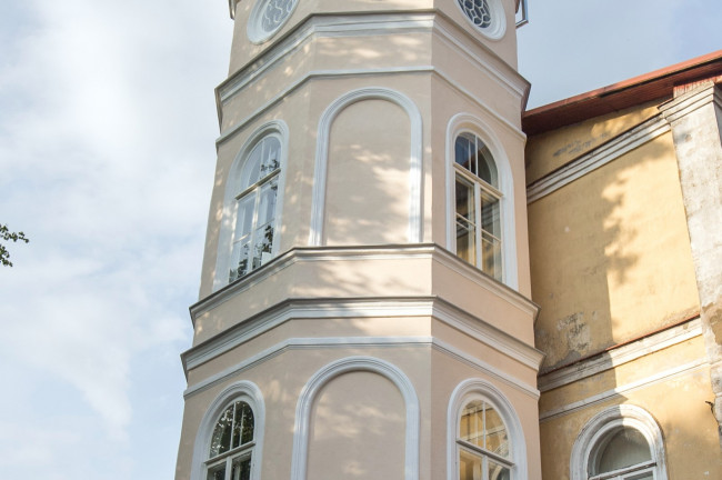 Kuldīga needle tower
