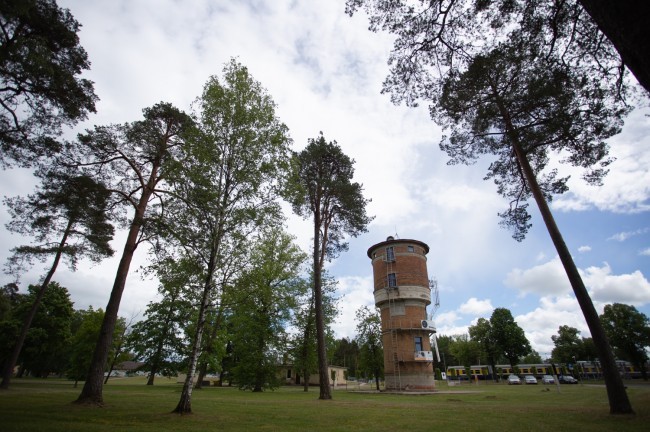 Sigulda water tower