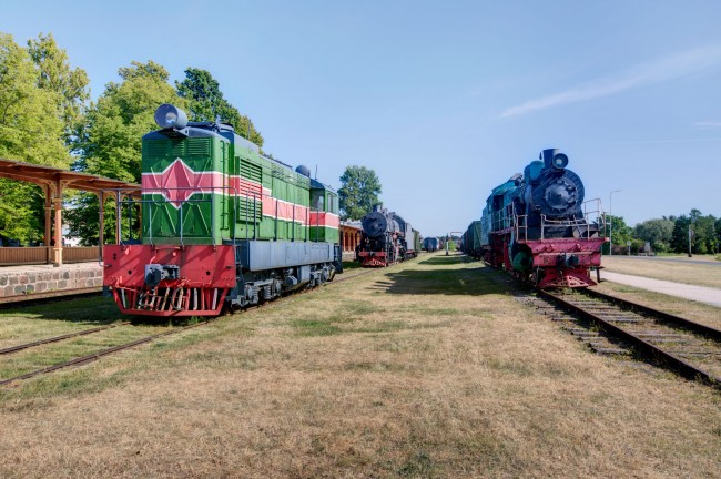 Railway and Communications Museum in Haapsalu